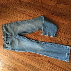 INC Boot cut jeans